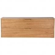 HKliving - Modular Cabinet, Natural, Drawer Element C