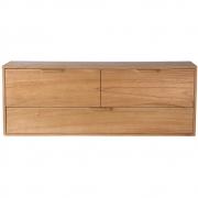 HKliving - Modular Cabinet, Natural, Drawer Element D