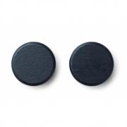 Bouton magnétique noir Flex - Gejst