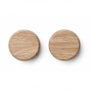 Gejst - Flex Button Magnetknopf Eiche