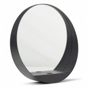 Bougeoir miroir rond Glim - Gejst