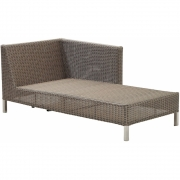 Cane-line - Connect Chaiselounge modular sofa