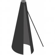 Cane-line - Cover 9: Hyde Sonnenschirm 3x3 m