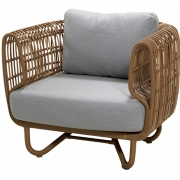 Cane-line - Nest Outdoor Loungesessel