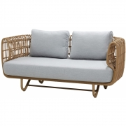 Cane-line - Nest Outdoor 2-seater sofa