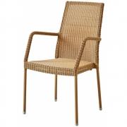 Cane-line - Newman Sessel, mit Armlehnen