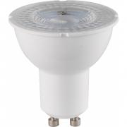 Ampoule à intensité variable GU10 4.9W, blanc - Nordlux