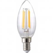 Nordlux - E14 Dimmbare Glühbirne 4.8W, Ker, Klar