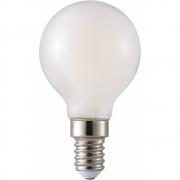 Nordlux - E14 Dimmbare Glühbirne 5.4W, Ø4.5, Frost