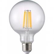 Ampoule à intensité variable E27 7.7W, Ø9.5, clair - Nordlux