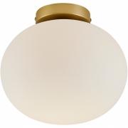 Loft plafonnier Alton - Nordlux Blanc opale