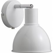 Nordlux - Pop Wandleuchte Weiß