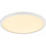 Plafonnier 2700K 3-step gradateur blanc Oja 29 - Nordlux