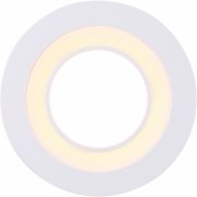 Illuminant 2700K 3-step gradateur blanc Clyde 8 - Nordlux