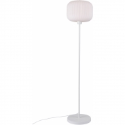 Lampadaire blanc opale Milford - Nordlux