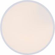 Plafonnier IP54 2700K dimmable blanc Oja 42 - Nordlux