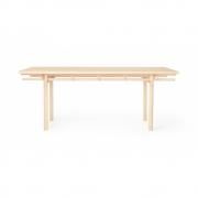 Blockbau - Stable Table Esstisch Mittel