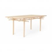 Blockbau - Stable Table Esstisch Groß