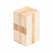 Blockbau - H.12.1 Stool / Sidetable Small