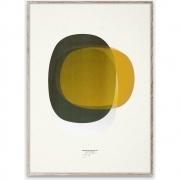 Affiche de conception Sketchbook Abstract 01 - Paper Collective 30 x 40 cm