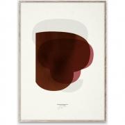Affiche de conception Sketchbook Abstract 02 - Paper Collective 30 x 40 cm
