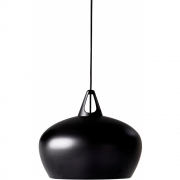 DFTP - Belly 38 Pendant lamp black