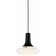DFTP - Dee 2.0 Oval Pendant lamp black