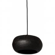 Ay Illuminate - Pebble Pendant Lamp Black / Small