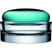 Boîte de stockage M Ecrin - Nude Pétrole vert
