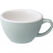 Loveramics - Egg Café Latte Tasse 6 Stück Flussblau
