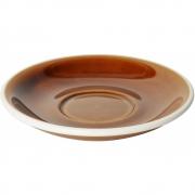 Loveramics - Egg 15.5 cm Universelle Untertasse 6 Stück Karamell