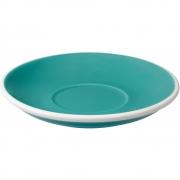 Loveramics - Egg 15.5 cm Universelle Untertasse 6 Stück Blaugrün