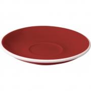 Loveramics - Egg 14.5 cm Universelle Untertasse 6 Stück Rot