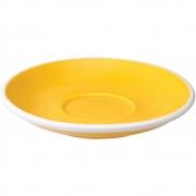 Loveramics - Egg 14.5 cm Universelle Untertasse 6 Stück Gelb