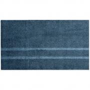 Heymat - Løype Stormy Blue Teppich