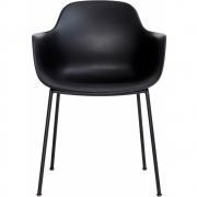 Andersen Furniture - AC3 Stuhl Schwarz RAL 9005 (Gestell: Metall Schwarz)