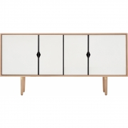 Andersen Furniture - S7 Sideboard Eiche Geseift, Alpino