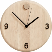 L'horloge Wood Time - Andersen Furniture