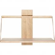 Andersen Furniture - Wood Wall Regal Mittel - Eiche