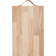 Andersen Furniture - Serving Board with Leather Handle