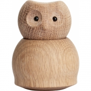 Andersen Furniture - Owl Decorative Bird