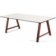 Andersen Furniture - T1 Table extendable, Walnut