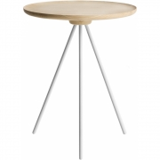 Hem - Key Side table Ash / White