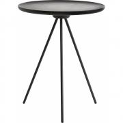 Hem - Key Side table Black / Black