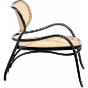 Wiener GTV Design - Lehnstuhl Lounge Sessel Wiener Geflecht
