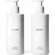 NUORI - Enriched Hand Wash and Lotion Duo Pack