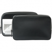 NUORI - Sideway Travel Case Set - Black