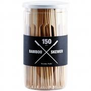 Brochettes Bambou set de 150, 15 cm - Nicolas Vahé