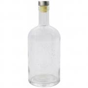 Clear Bouteille avec couvercle, Sparkling, 480 ml - Nicolas Vahé
