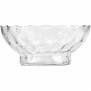 Bol Glass Bowl No. 51 Clear Dots - RO Collection